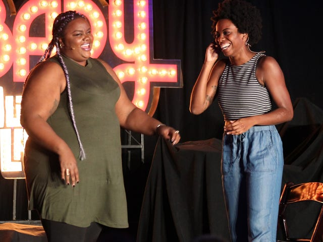Nicole Byer and Sasheer Zamata turn to the stars to explain their Best Friends connection
