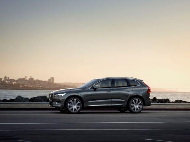The Stylish 2018 Volvo XC60 Will Cost$42,495