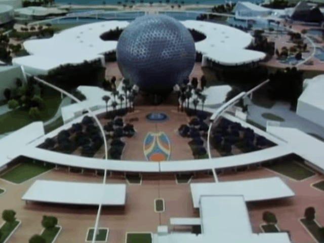 ディズニー、1982年に開園する前にヴィンテージのEPCOTビデオをリリース