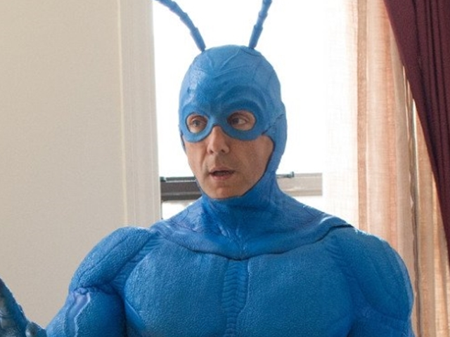 Our First Look at Amazon's Reboot of The Tick