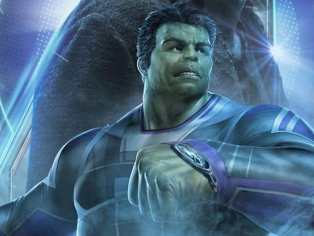 Professor Hulk Is Avengers: Endgame's Gift to Bruce Banner