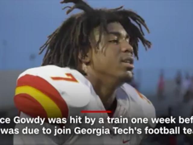 Florida Teen's Train Death styrede et selvmord