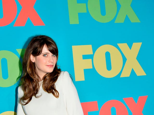 Zooey Deschanel Files Complaint Against Management for Bringing Strangers Into Her Dressing Room