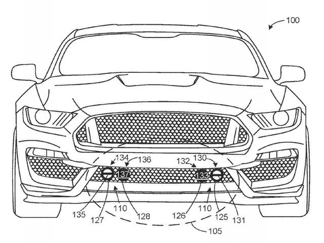 These Seven New Ford Patents Seem to Indicate That Performance Is Not Dead
