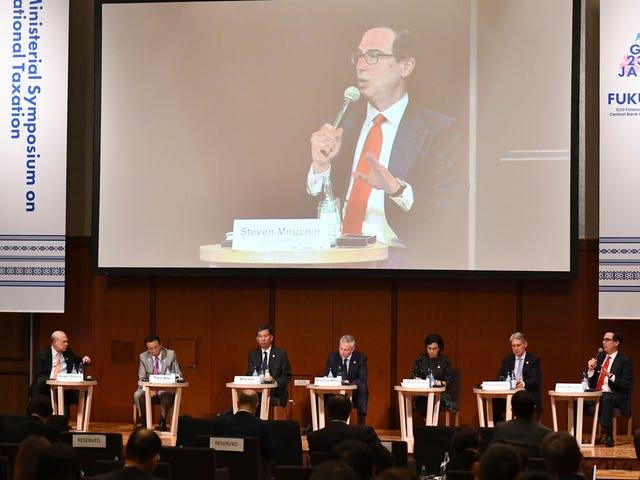 I paesi del G20 concordano un approccio per chiudere le scappatoie fiscali di Big Tech