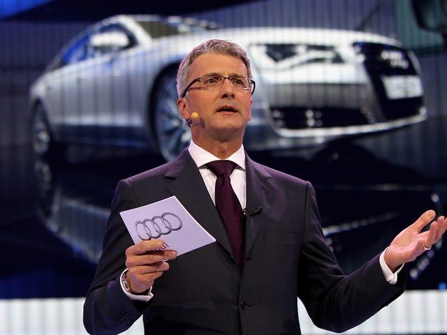 Audi τελικά τερματίζει Exec Jailed Για Μήνες Πάνω από Dieselgate