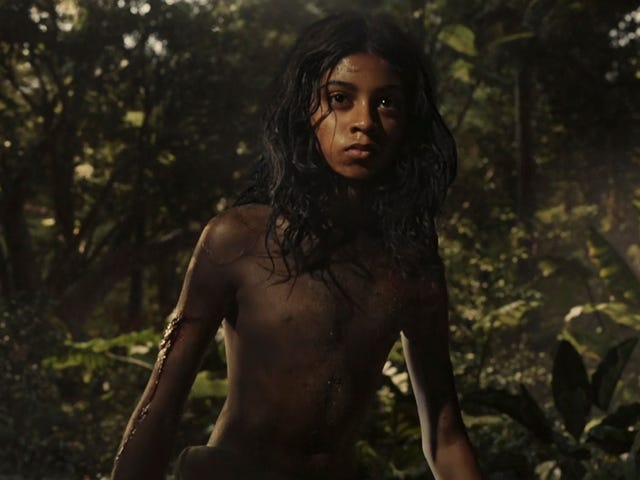 With Mowgli, Andy Serkis brings a marginally darker Jungle Book to Netflix