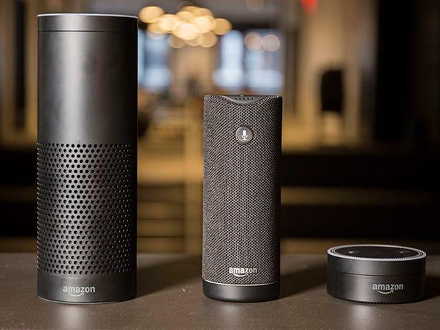 40 νέα κόλπα για το Echo Amazon