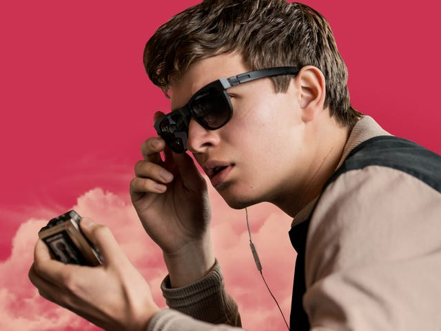 Load up your own heist playlist with 60 minutes ofBaby Driver-inspired music