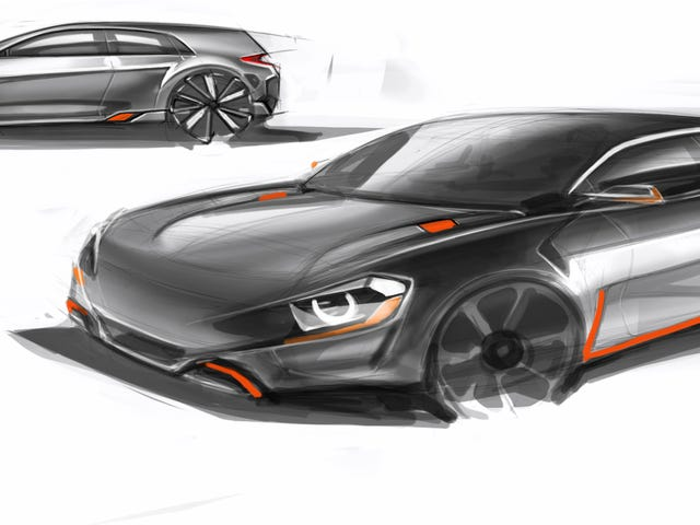 What the Hell should a Hyundai look like?