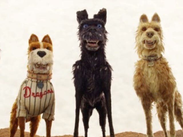 Somehow Even the Maggots Are Quirky in This Clip From Wes Anderson's Isle of Dogs