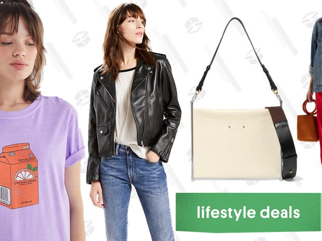 Tuesday's Best Lifestyle Deals: Net-a-Porter, Urban Outfitters, Levi's, and More