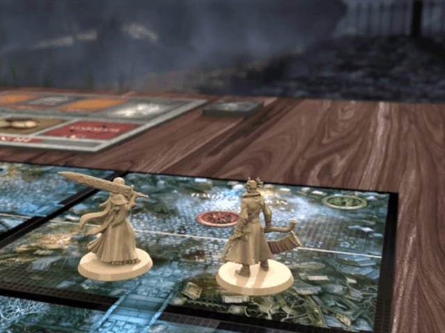 <i>Bloodborne</i> Board Game Is Making Millions On Kickstarter