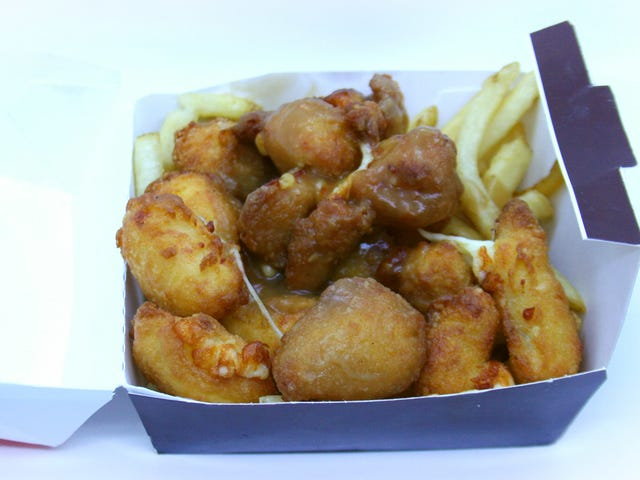 A&W debuts poutine not with a squeak, but a whimper