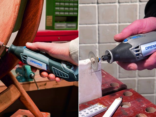 Give the DIY Enthusiasts In Your Life a Dremel For a Great Low Price