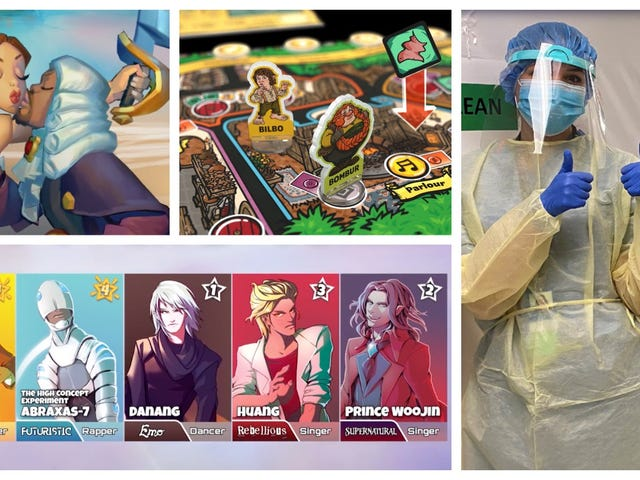 Talisman Finds the Force, a D&D Online Summer Camp, and More in Gaming News