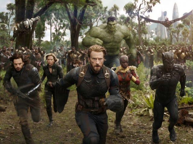 Este es el título de Avengers 4 que censuraron a Mark Ruffalo durante su entrevista en televisión