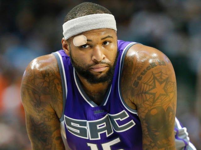 DeMarcus fettere er på Sacramento Kings