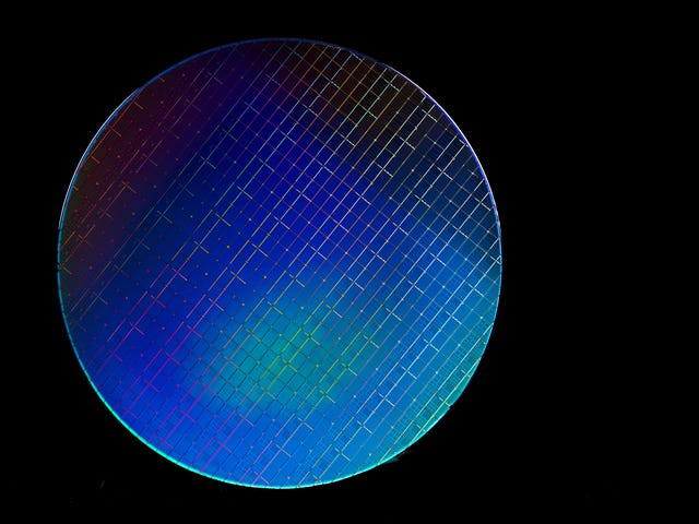 Ny Silicon Chip-Based Quantum Computer Passar Major Test