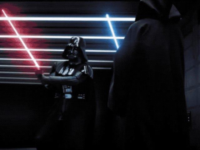 Esta versión del combate entre Obi-Wan y Darth Vader es el duelo a sable láser que Star Wars merece