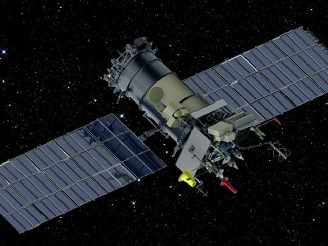 Russia Lost a $45 Million Satellite Because 'They Didn't Get the Coordinates Right'