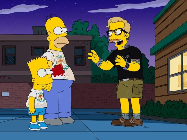 The Simpsons ritorna per la sua 31a stagione con John Mulaney, quindi è qualcosa