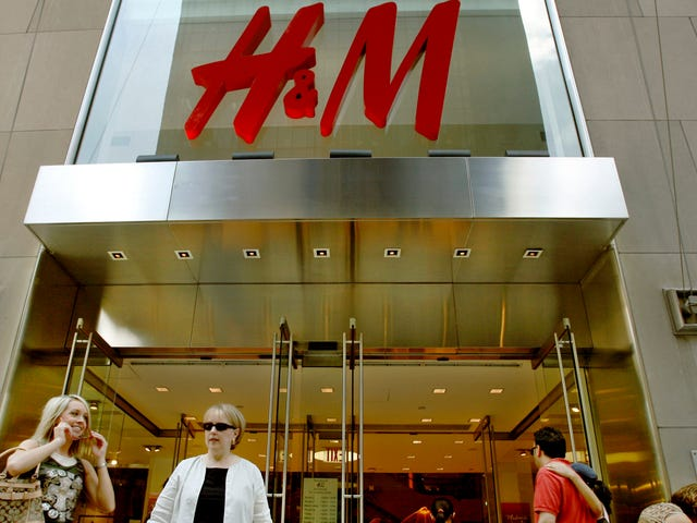 A Swedish Power Plant Is Running On Discarded H&M Clothes
