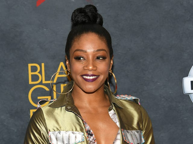 Like Me, Tiffany Haddish Likes Hanging Out at Her Boyfriend's Place Because It's Bigger
