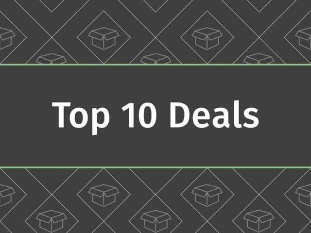 The 10 Best Deals of February 16, 2018