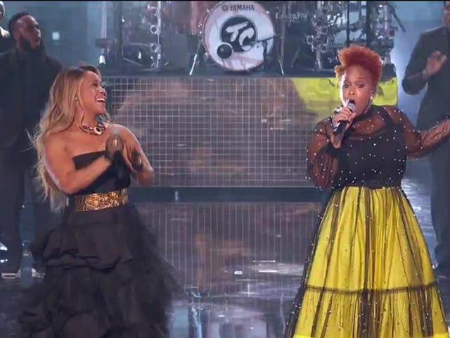 Nu er This en ordentlig Aretha Franklin Tribute