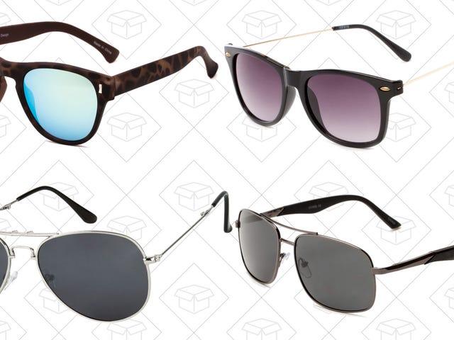 Sunglass倉庫から$ 2の低価格でサングラスをつかむ[独占]