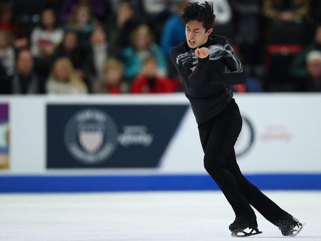 Nathan Chen gentager som verdensmester