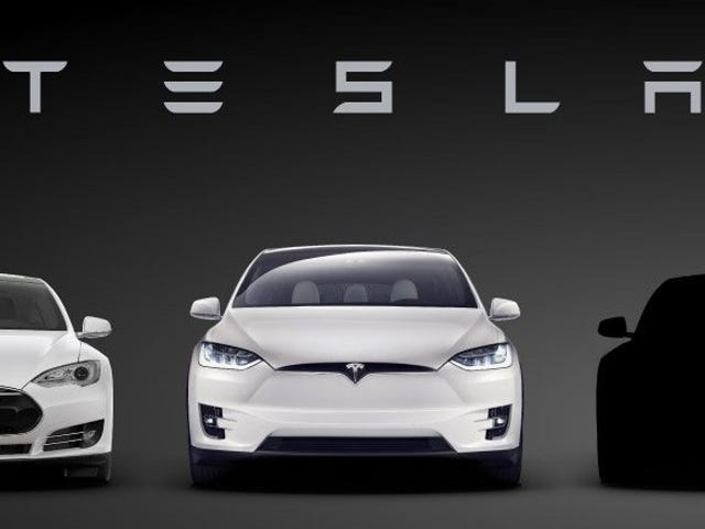 Tesla Must Want To Call Its New Car The 'Model E' So Bad