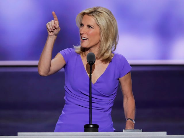 Laura Ingraham Hates Manbuns and Hillary Clinton in Equal Measure