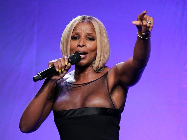 La leggendaria zia Mary J. Blige porta quella vecchia cosa con il suo eccellente nuovo album