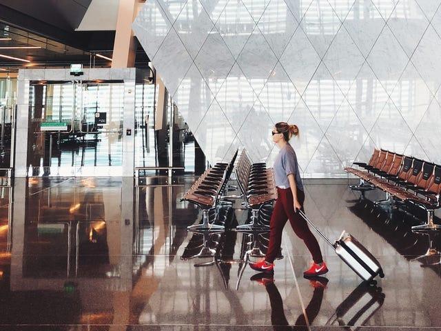 Gebruik uw Priority Pass voor $ 28 korting op sommige luchthavenrestaurants