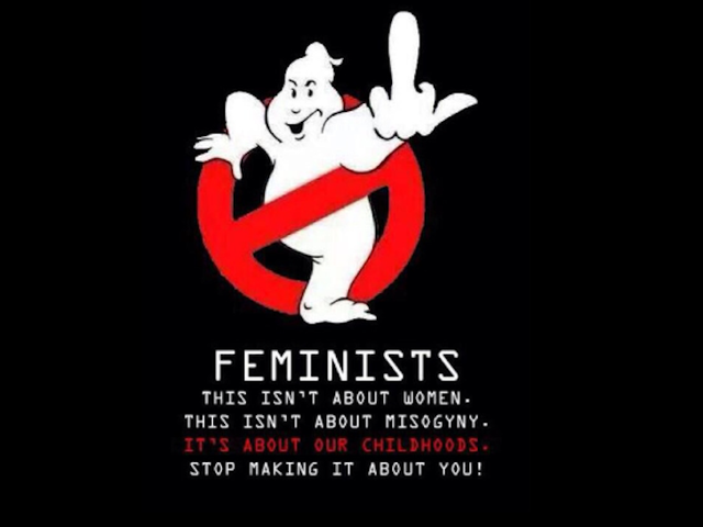New All-Feminist Ghostbusters Is A Punch in the Dick to All of Mankind