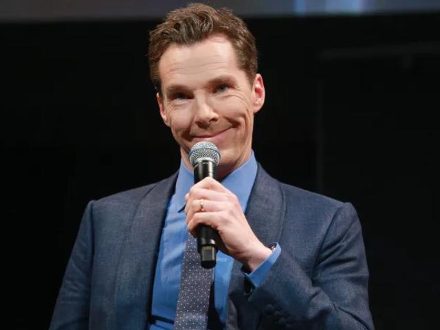 Si Benedict Cumberbatch at Jessica Chastain ay Halos sa <i>True Blood</i>