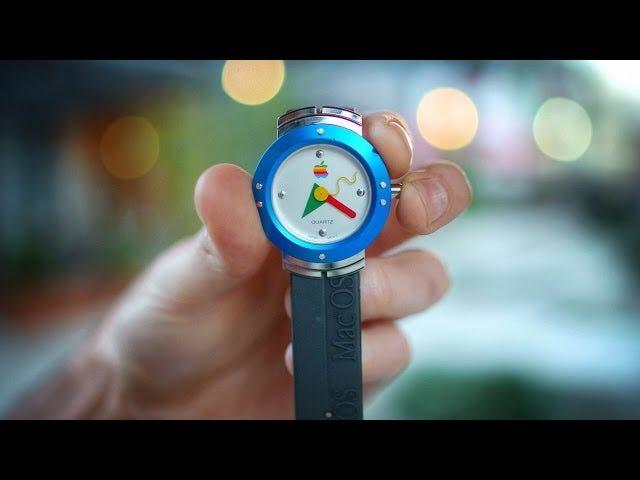 The Original Apple Watch Definitely Wasn't Smart