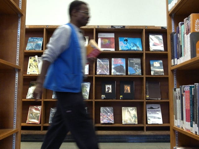 New York City Libraries Declare Amnesty for Children's Fines