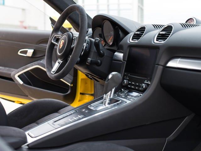 Hvad er den bedste automatiske transmission til mennesker, der foretrækker manualer?
