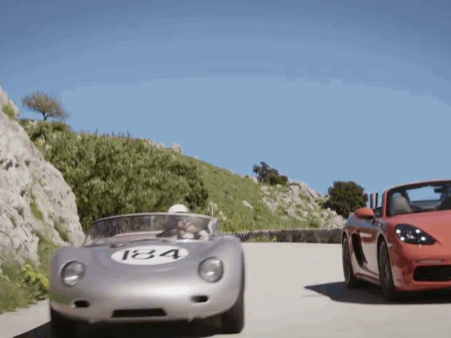 Film Cantik Ini Memperlihatkan Seperti Apa Mengendarai The Legendary Porsche 718