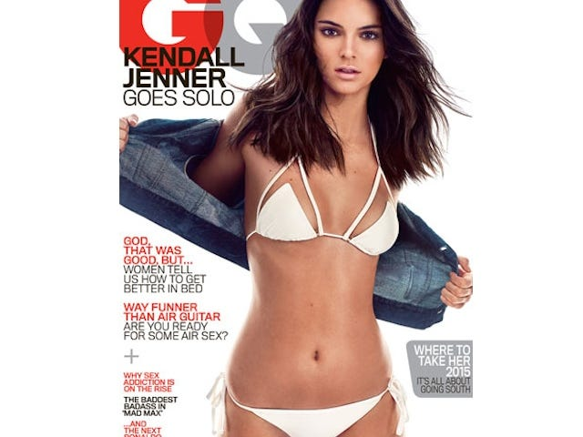 Why Is Kendall Jenner on the Cover of <i>GQ</i>: An Exploration