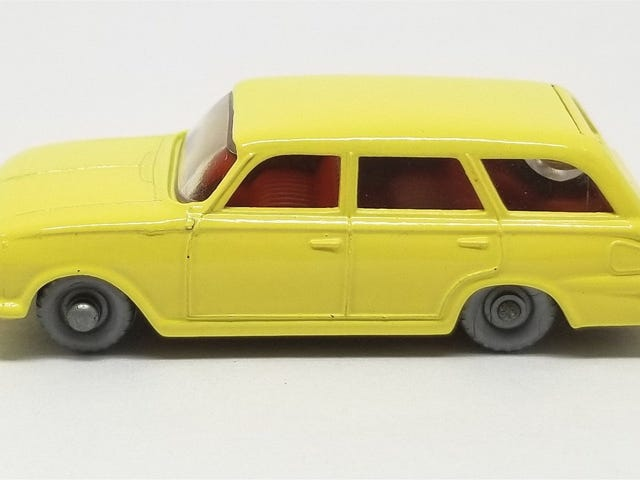 [REVIEW] Lesney Matchbox Vauxhall Victor Estate Car