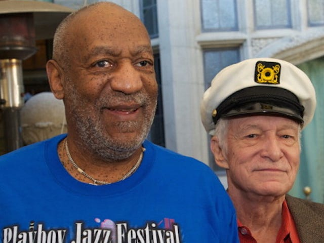 Hugh Hefner Named for Conspiracy in Model's Sexual Assault Lawsuit Against Bill Cosby