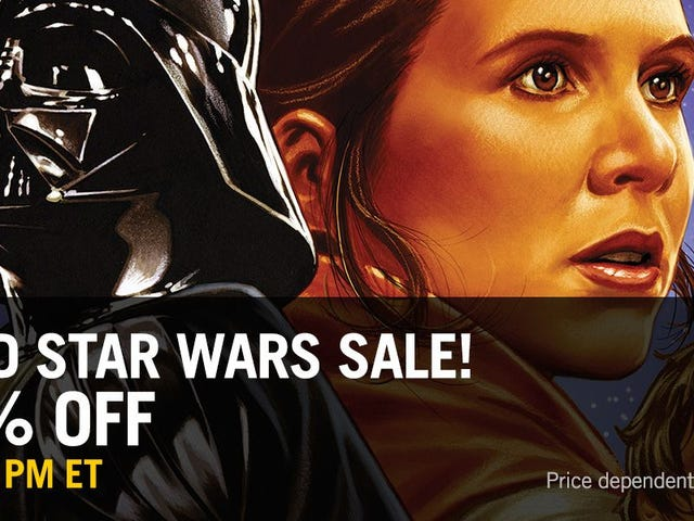 Familiarize Yourself With The Other Star Wars Canon With This Massive ComiXology Sale