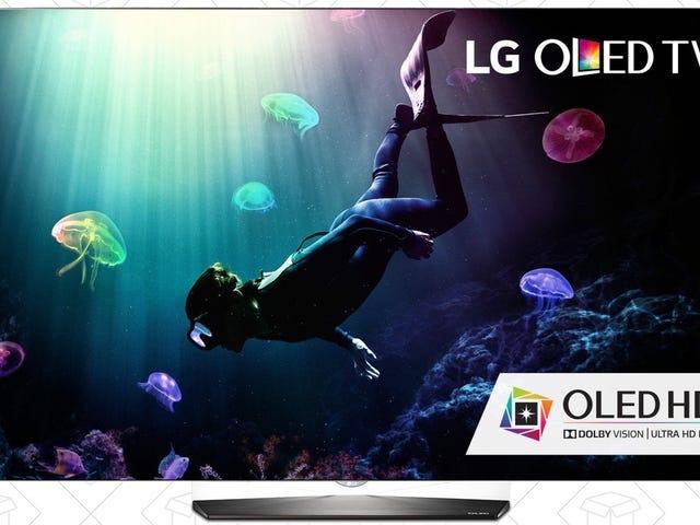 Buat Setiap Orang Cemburu Dengan TV 4K OLED ini