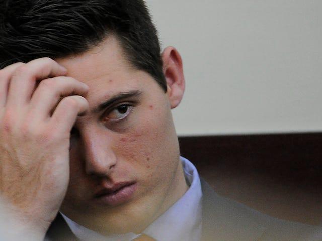 Dos ex jugadores de fútbol de Vanderbilt encontrados culpables de violación
