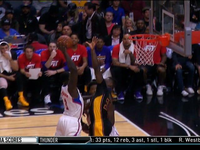 Lance Stephenson Lakers'ta Dunks, Ruhlarını Yok Ediyor