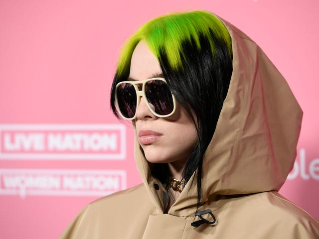 Billie Eilish is performing the next James Bond theme song